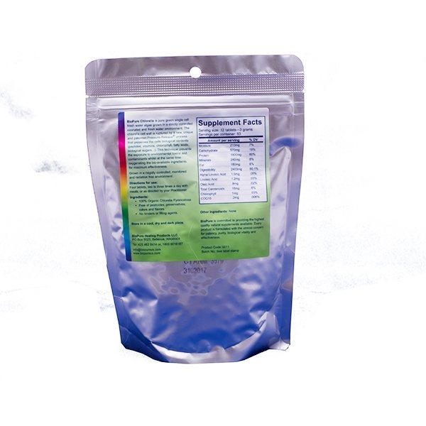 Chlorella Pyrenoidosa 200 Mg 1250 Tablets Mynaturalmd